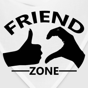 Friendzone Logo Official - Bandana