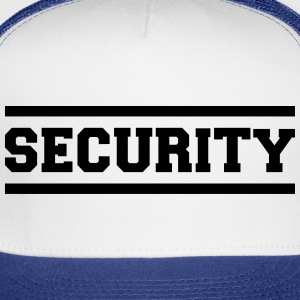 Security Mugs & Drinkware - Trucker Cap