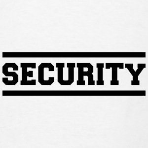Security Mugs & Drinkware - Men's T-Shirt