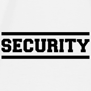 Security Mugs & Drinkware - Men's Premium T-Shirt