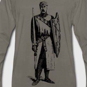 Knight Templar - Men's Premium Long Sleeve T-Shirt