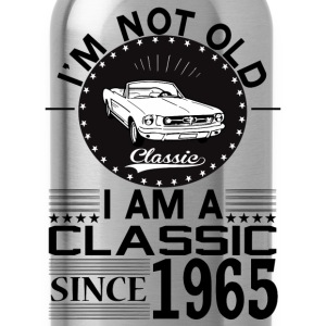 Classic since 1965 T-Shirts - Water Bottle
