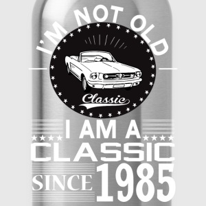Classic since 1985 T-Shirts - Water Bottle
