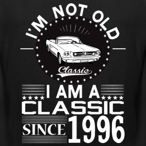 Classic since 1996 T-Shirts - Men's Premium Tank