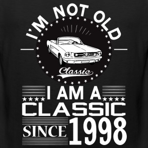 Classic since 1998 T-Shirts - Men's Premium Tank