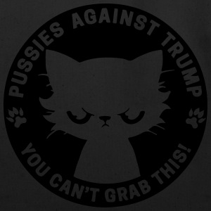 Pussies against trump - Eco-Friendly Cotton Tote