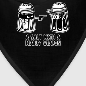 SALT WITH DEADLY WEAPON - Bandana