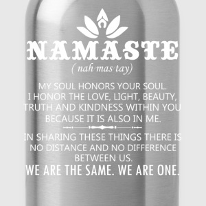 Namaste Shirts - Water Bottle
