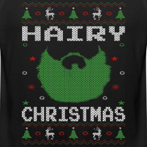 Hairy Christmas - Men's Premium Tank