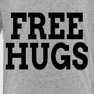FREE HUGS Kids' Shirts - Toddler Premium T-Shirt