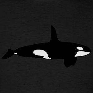 orca Long Sleeve Shirts - Men's T-Shirt