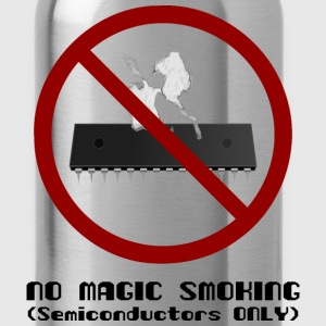 No Magic Smoking - Water Bottle