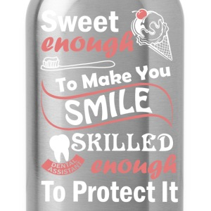 Dental Assistant Shirts - Water Bottle
