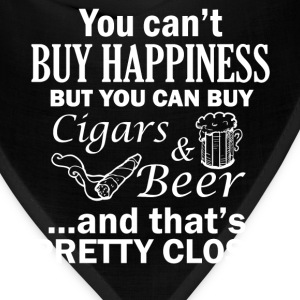 Cigars And Beer Shirts - Bandana