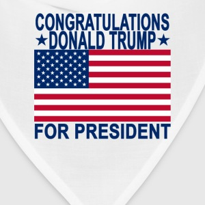 congratulations_donald_trump_for_presideNT - Bandana