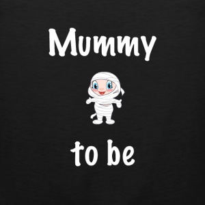 Mummy to be - Men's Premium Tank