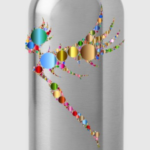 Colorful Fairy Circles 4 - Water Bottle