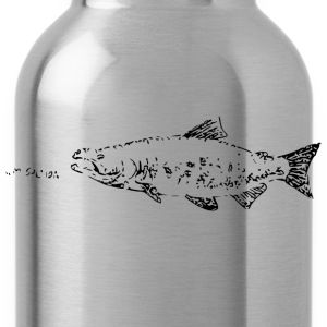 Chum Salmon - Water Bottle