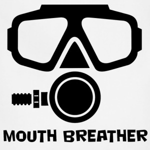Mouth Breather Scuba T-Shirts - Adjustable Apron
