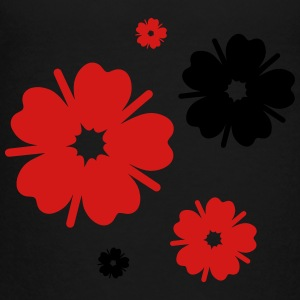 five cherry blossoms  Kids' Shirts - Toddler Premium T-Shirt
