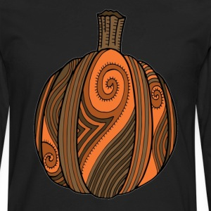 Pumpkin Spice - Men's Premium Long Sleeve T-Shirt