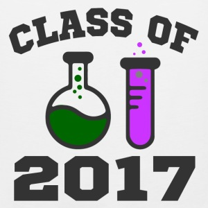 CLASS OF 20171.png T-Shirts - Men's Premium Tank