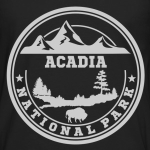 ACADIA12.png T-Shirts - Men's Premium Long Sleeve T-Shirt