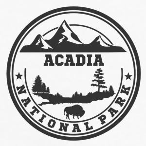 ACADIA11.png Mugs & Drinkware - Men's Premium Long Sleeve T-Shirt