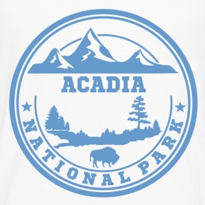ACADIA13.png T-Shirts - Men's Premium Long Sleeve T-Shirt