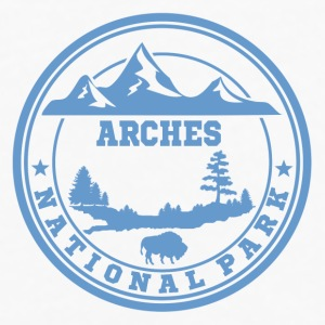 ARCHES13.png Mugs & Drinkware - Men's Premium Long Sleeve T-Shirt