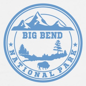 BIG BEND13.png Mugs & Drinkware - Men's Premium T-Shirt