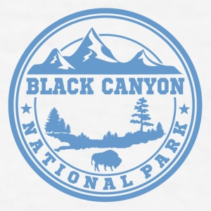 BLACK CANYON13.png Mugs & Drinkware - Men's T-Shirt
