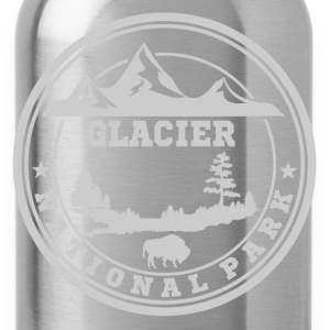 GLACIER11.png T-Shirts - Water Bottle