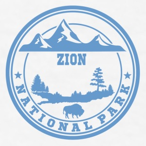 ZION 13.png Mugs & Drinkware - Men's T-Shirt
