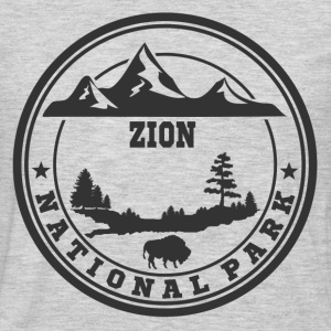 ZION 11.png T-Shirts - Men's Premium Long Sleeve T-Shirt