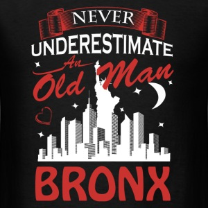Old Man From The Bronx Shirt - Men's T-Shirt