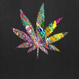 Trippy Weed T-Shirts - Tote Bag