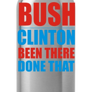 Bush Clinton Large - Water Bottle