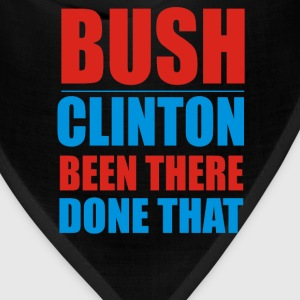Bush Clinton Large - Bandana
