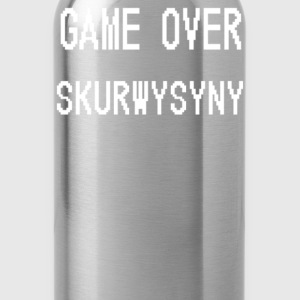 Game Over Skurwysyny - Water Bottle