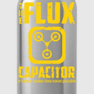 Back To The Future Inspired Flux Capacitor - Water Bottle