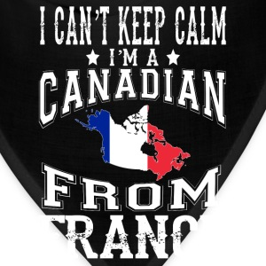 Canadian from France - I can't keep calm - Bandana