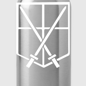 Shingeki No Kyojin Attack On Titan 3 - Water Bottle