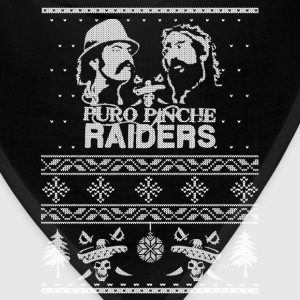 Christmas sweater for Puro Pinche Raiders - Bandana