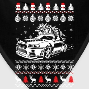 Christmas sweater for Fast and furious fan - Bandana