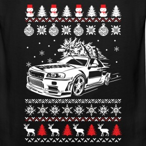 Christmas sweater for Fast and furious fan - Men's Premium Tank