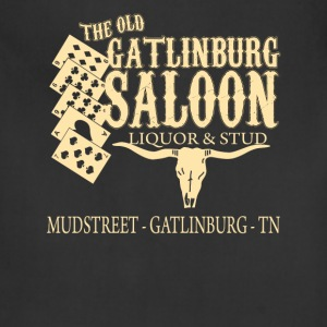 Curiosities of London - The old Gatlinburg saloon - Adjustable Apron