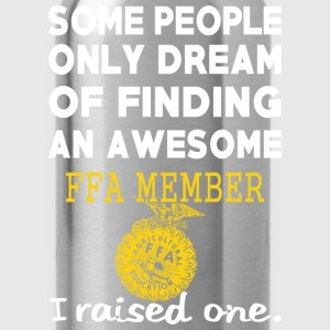 Finding an awesome FFA member - I raised one - Water Bottle