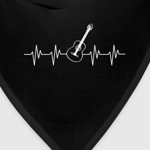 Guitar player - It is in my heartbeat - Bandana