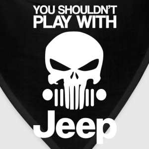Jeep - You shouldn't play with jeep - Bandana